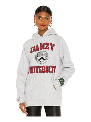 DANZY ivy league inspired collection hoodie