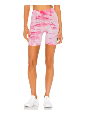 DANZY tie dye collection shorts