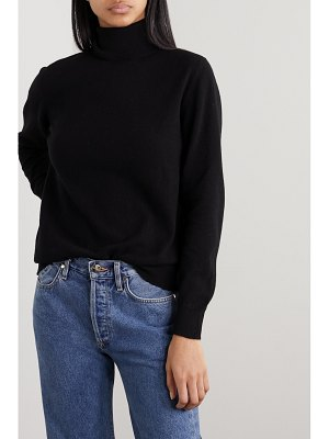 Daughter &casla cashmere turtleneck sweater