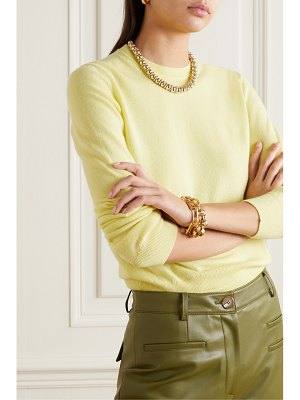 Daughter &classic cashmere sweater