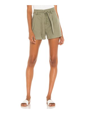 David Lerner lexi pleated short