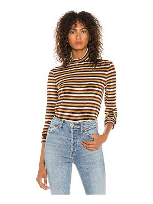David Lerner long sleeve turtleneck top
