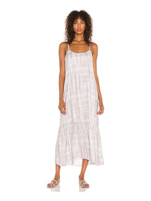 David Lerner marissa tank midi dress
