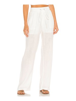David Lerner marley high rise lounge pant