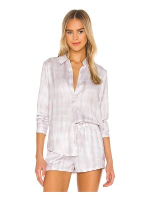 David Lerner portman button down shirt