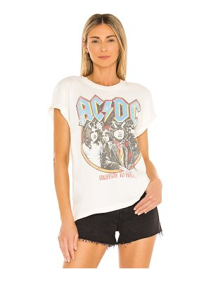 DAYDREAMER ac/dc highway to hell tour tee