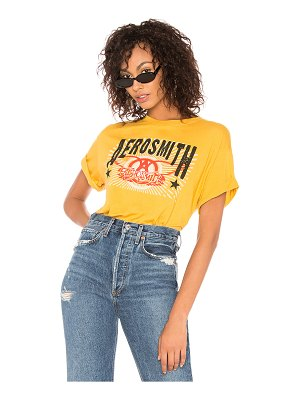 DAYDREAMER Aerosmith Double Logo Tee