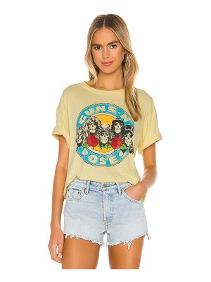 DAYDREAMER gnr welcome to the jungle boyfriend tee