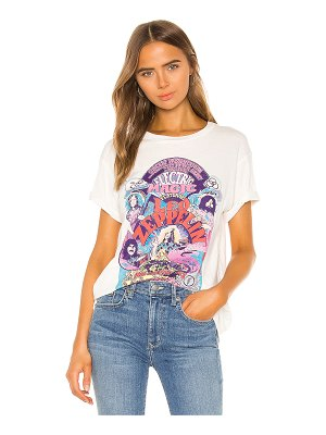 DAYDREAMER led zeppelin electric magic weekend tee