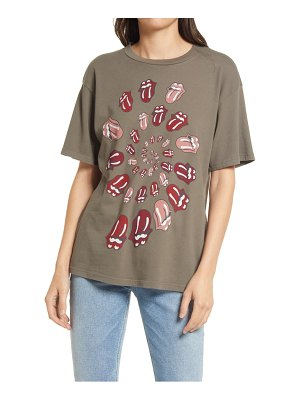 DAYDREAMER rolling stones bigger bang weekend graphic tee