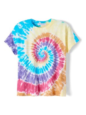 DAYDREAMER tie dye girlfriend t-shirt