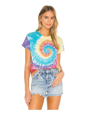 DAYDREAMER tie dye girlfriend tee