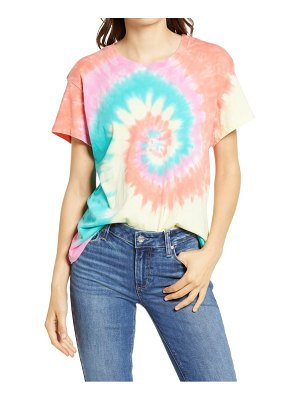 DAYDREAMER tie dye tour t-shirt