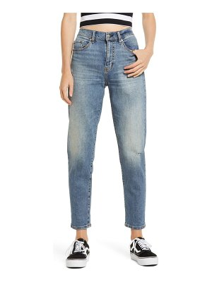 DAZE loverboy distressed high waist boyfriend jeans