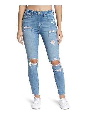 DAZE money maker vintage ripped high waist jeans