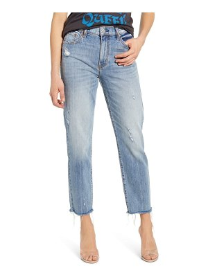 DAZE straight up ankle jeans