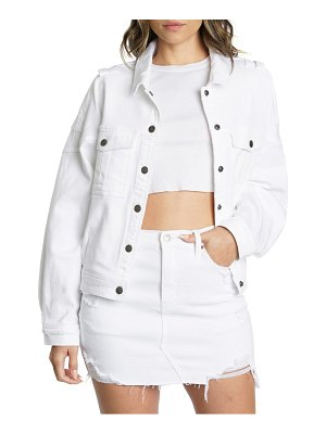 DAZE the ryder oversized denim jacket