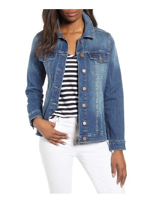 DEAR JOHN DENIM deja slit side denim jacket