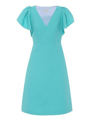 Delpozo cotton dress