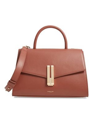 DEMELLIER montreal leather top handle bag