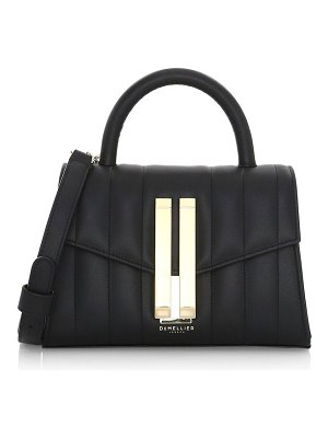 DEMELLIER nano montreal smooth leather crossbody bag