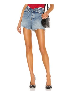 Denim x Alexander Wang bite flip short. - size 24 (also