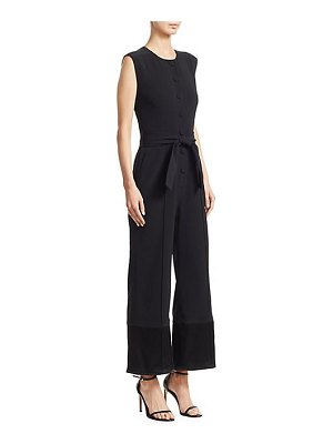 DEREK LAM 10 CROSBY button-down jumpsuit