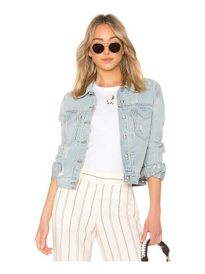 DEREK LAM 10 CROSBY Denim Jacket
