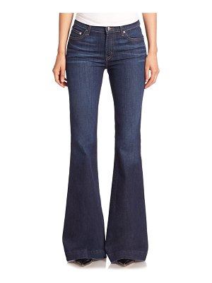 DEREK LAM 10 CROSBY Noha Flared Jeans