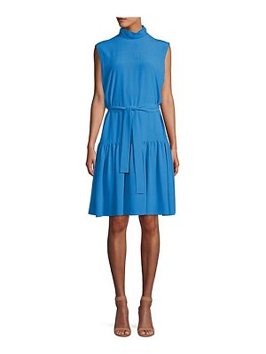 Derek Lam silk drop waist dress