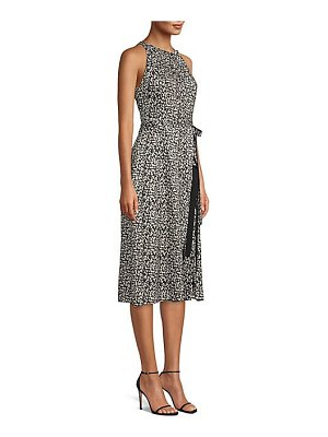 Derek Lam sleeveless asymmetric floral dress