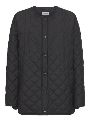 Designers Remix Braga over quilted recycled nylon jacket