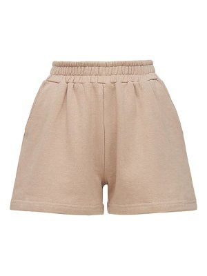 Designers Remix Willie recycled cotton sweat shorts