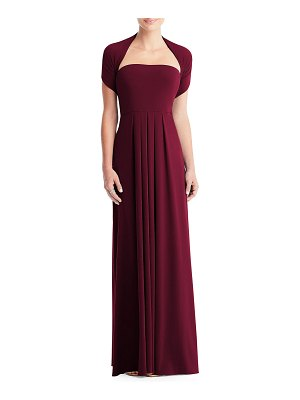 Dessy Collection Long Multi-Way Loop Dress