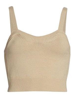 DH New York charlotte knit top