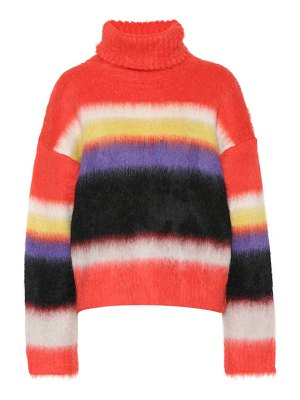 Diane von Furstenberg mohair and alpaca sweater
