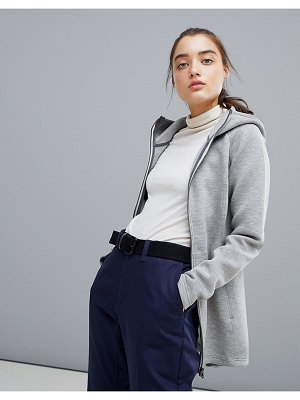Didriksons erna jacket in gray