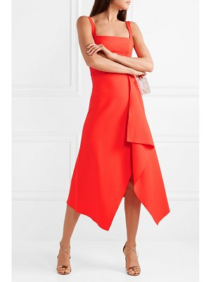 Dion Lee stretch-crepe midi dress