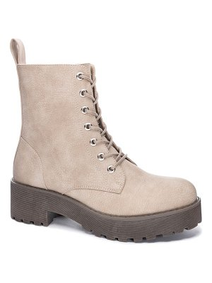 DIRTY LAUNDRY mazzy lace-up boot