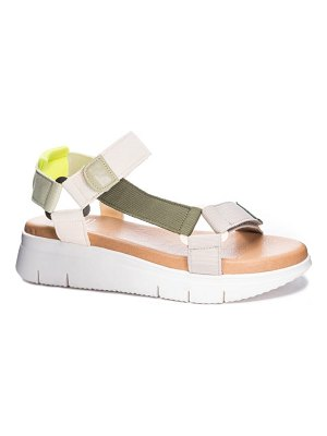 DIRTY LAUNDRY qwest strappy sandal