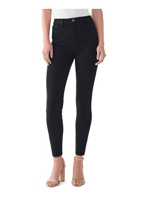 DL 1961 1961 chrissy high waist ankle skinny jeans