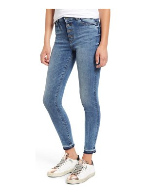 DL 1961 1961 farrow high waist crop skinny jeans