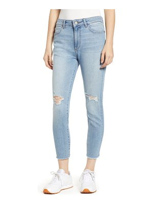 DL 1961 1961 farrow instaslim ripped high waist crop skinny jeans