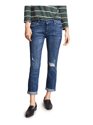 DL 1961 1961 stevie slim boyfriend jeans