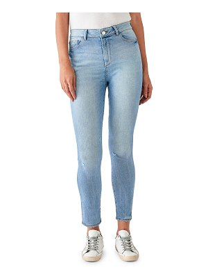 DL 1961 Farrow Crop High-Rise Skinny Jeans