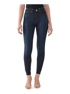 DL 1961 Farrow High-Rise Ankle Skinny Jeans