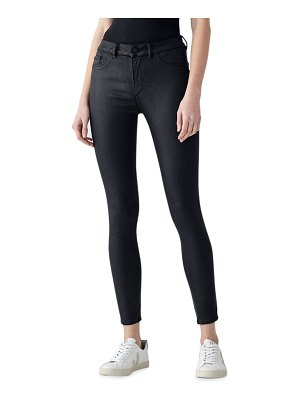 DL 1961 Florence Ankle Mid-Rise Skinny Jeans