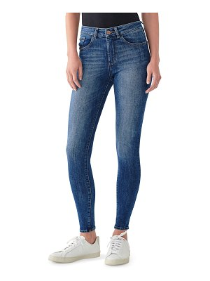 DL 1961 Florence Mid-Rise Ankle Skinny Jeans