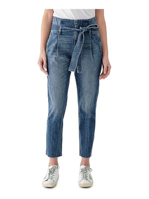 DL 1961 Susie High-Rise Tapered Ankle Jeans