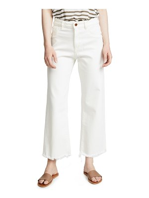 DL 1961 1961 hepburn high rise wide leg jeans